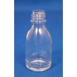 30 ml. dråbeflaske DIN 18 klar