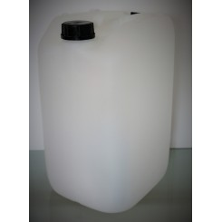 25 l. Dunk PE natur f. 50 mm. incl. kapsel
