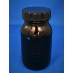 Gevindglas brun 300 ml