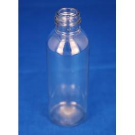 60 ml. Kosmetikflaske høj klar f. 20 mm.