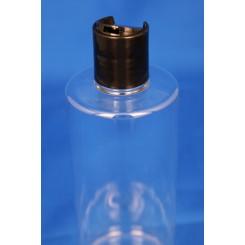 24 mm. kapsel med disc top sort
