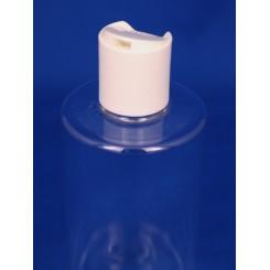 24 mm. kapsel med disc top hvid