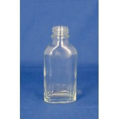 Meplatflaske Klar 100 ml.