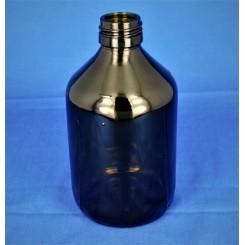 Medicinflaske brun 300 ml PP28