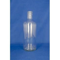 Medicinflaske klar 500 ml PP28