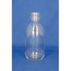 Sirupflaske klar 200 ml PP28