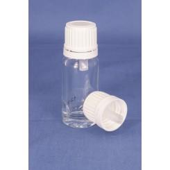 18 mm. kapsel m. klar sænkeindsats og FS hvid