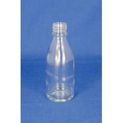 50 ml. dråbeflaske Din 18 klar