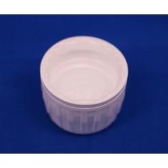 28 mm kapsel m. hældering og FS hvid