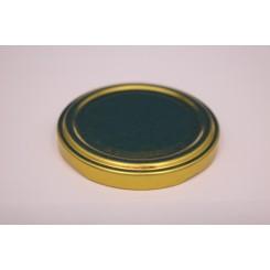 Metallåg f. Konservesglas 58 mm guld