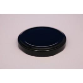 Metallåg f. Konservesglas 58 mm sort