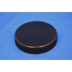 80 mm. Låg sort m. liner