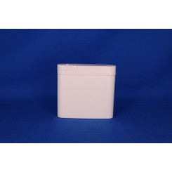 Planodåse 110 ml. hvid