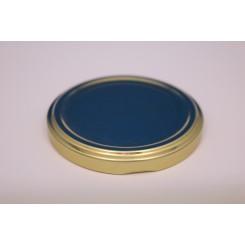 Metallåg f. Konservesglas 66 mm guld