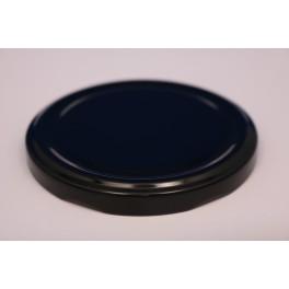 Metallåg f. Konservesglas 82 mm Sort