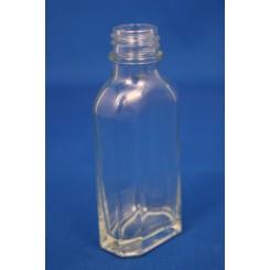 Meplatflaske Klar 50 ml.