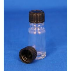 18 mm. Kapsel m. konus sort
