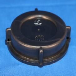 60 mm. Kapsel sort f. 55 mm. FG dunke
