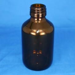 Medicinflaske brun 150 ml PP28