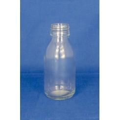 Sirupflaske klar 100 ml PP28