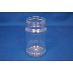 330 ml. PET Dåse rund klar f. 63 mm.