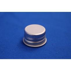 18 mm. kapsel med konus aluminium