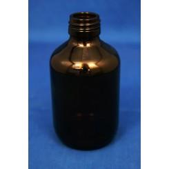Medicinflaske brun 200 ml PP28