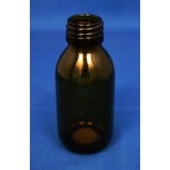 100 ml Medicinflaske sirup brun f. PP28