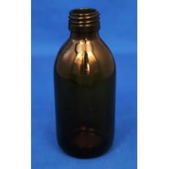 200 ml Medicinflaske sirup brun f. PP28
