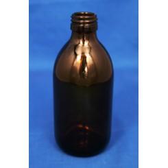 300 ml Medicinflaske sirup brun f. PP28