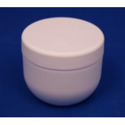100 ml. cremekrukke enkeltvæg komplet