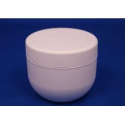 250 ml. cremekrukke enkeltvæg komplet