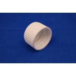 28 mm kapsel m. liner hvid.