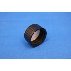 22 mm kapsel m. liner sort